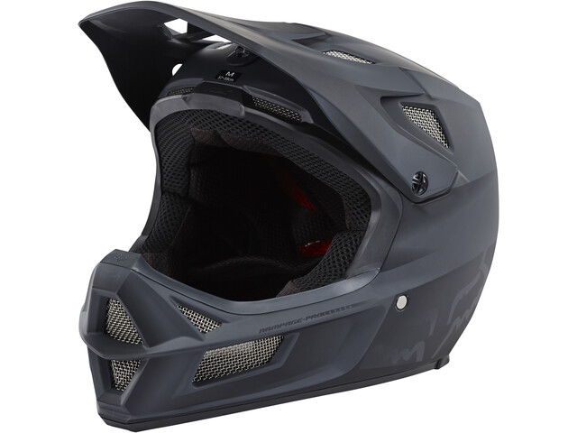Fox Rampage Pro Carbon Helmet Men matte black